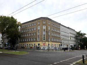 Berliner Straße 42/Maximilanstraße